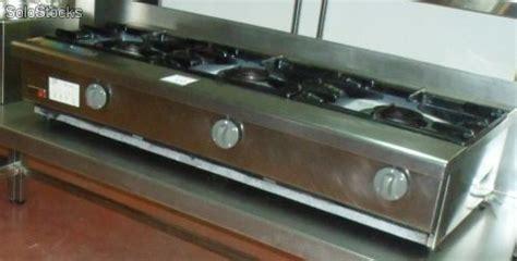 cocinas industriales usadas cocina industrial sobremesa 3 fuegos usada barata