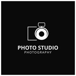 dark logo for photographers vector free download