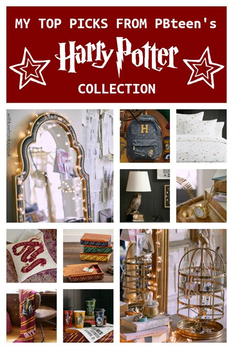 top picks from pbteen s harry potter collection   with love from lou