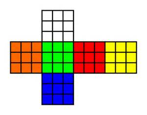 rubix cube colors file japanese color scheme of a rubik s cube svg