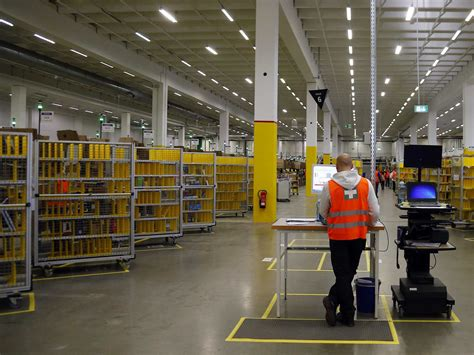 warehouse factory security package complete alarms sydney i spent a week working at an amazon warehouse and it is