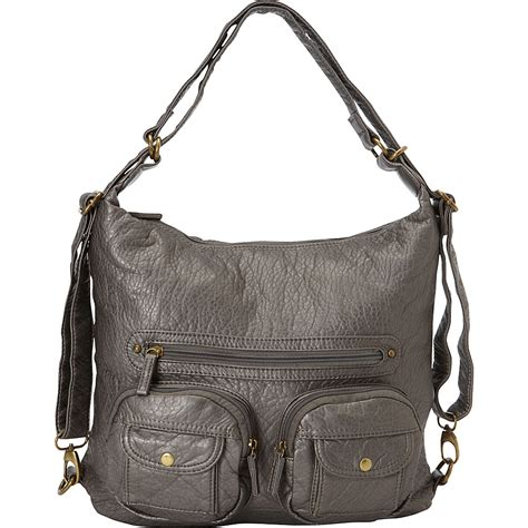 ere creations convertible backpack crossbody purse