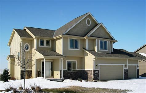 most popular siding colors for houses popular two story home with james hardie siding from certified siding professionals in