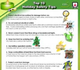 infographic 10 holiday safety tips ohs insider