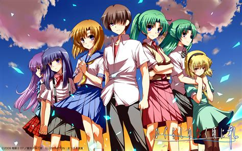 when they cry higurashi when they cry is on steam greenlight get voting