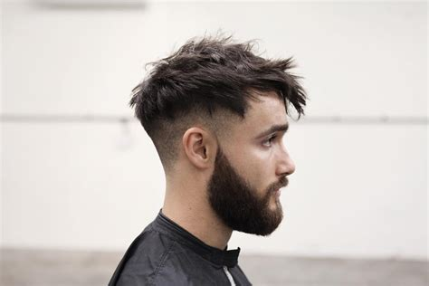 fade hairstyle    styles hommes