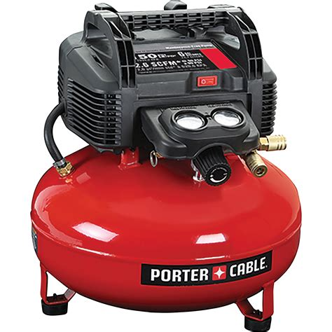 porter cable reconditioned pancake air compressor