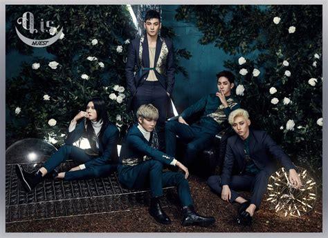 nu est st mini album nu est reveals teaser image for q is mini album