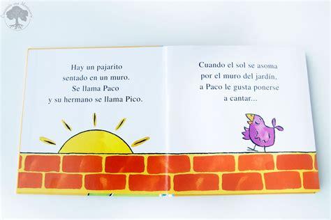 el pjaro paco 8467576022 libro rese 241 a el p 225 jaro paco amigos del pollo pepe creciendo con montessori
