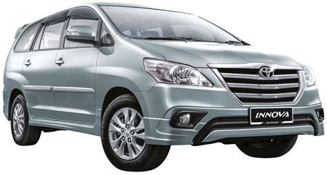 Toyota Innova Malaysia Review 2014 Toyota Innova Facelift Now In Malaysia Price From