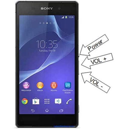 factory reset android xperia z sony xperia z2 hard reset factory hard reset sony xperia z2