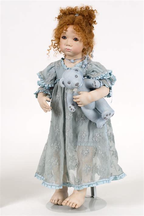 alina porcelain art doll  annette himstedt