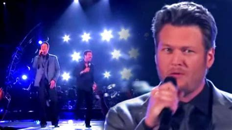 lionel richie e blake shelton blake shelton and lionel richie you are video