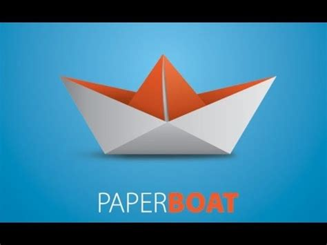 how to make paper new boat best 25 paper boats ideas on pinterest sailor party