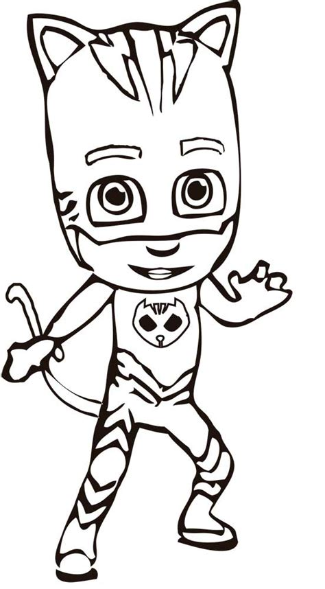 disney pj masks coloring pages coloring pages