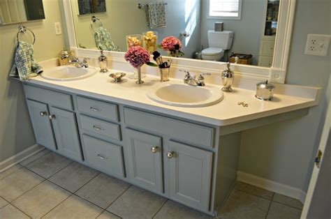 Seasalt Jays Kitchen silver mist 1619 by sherwin williams is an awesome color for cabinets in the master bathroom