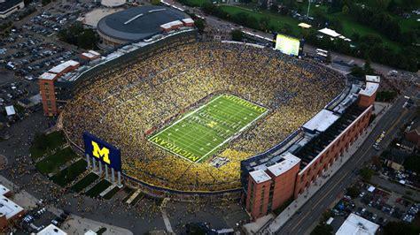 u m announces new seating capacity for michigan stadium
