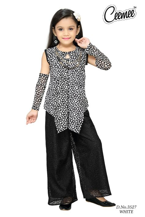 girls dess plazo dess photo new arrival beautiful designer girls dress buy patiyala