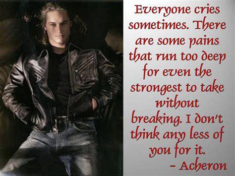 Acheron Dark Hunter Quotes