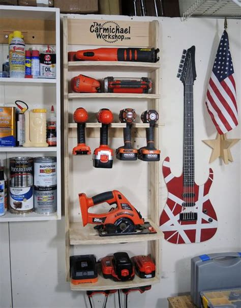 Garage Storage Ideas For Power Tools 25 Best Ideas About Power Tool Storage On