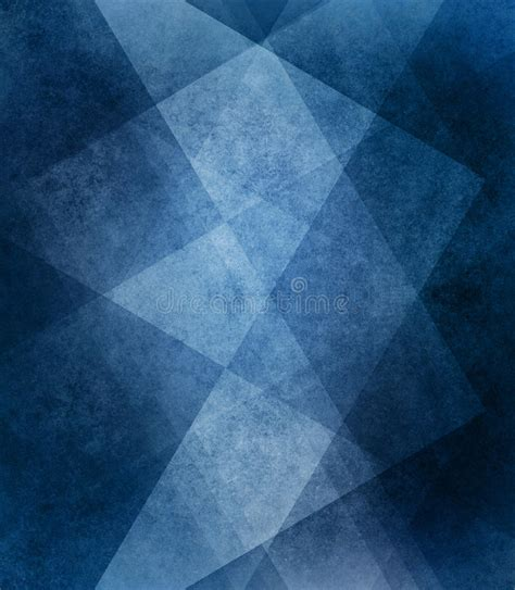 blue pattern blocks abstract blue background white striped pattern and blocks