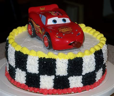 Cars Themed Birthday Cake Ideas by Cars Birthday Cake Fomanda Gasa
