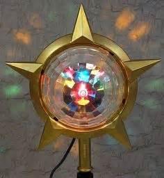 disco tree topper vintage bradford celestial tree topper mod disco