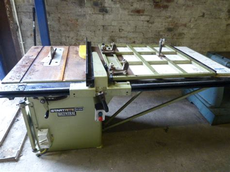 startrite tilt arbor table saw