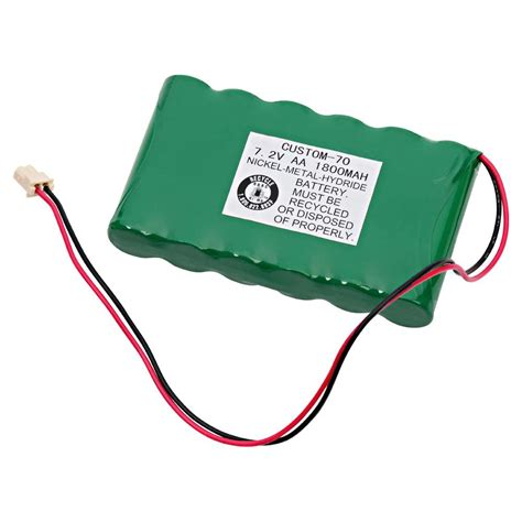 Baterai Lu Emergency 6 Volt Ultralast Green Dantona 7 2 Volt 1800 Mah Ni Mh Battery For Ademco Lynx Back Up Emergency