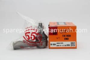 Per Coil Belakang Corolla Twincam Great All New Allnew tie rod end 555 japan kijang grand capsul corolla twincam