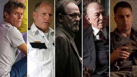 2018 oscar best actor nominees oscar nominations 2018 the complete list of nominees