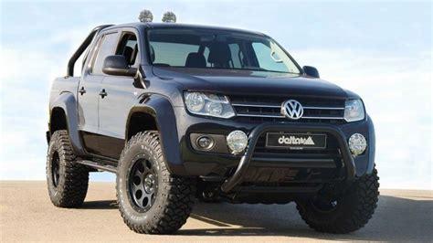 volkswagen amarok off road delta 4x4 vw amarok beast off road kit introduced