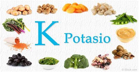 alimento con potassio la otra sal 5 alimentos altos en potasio minerals