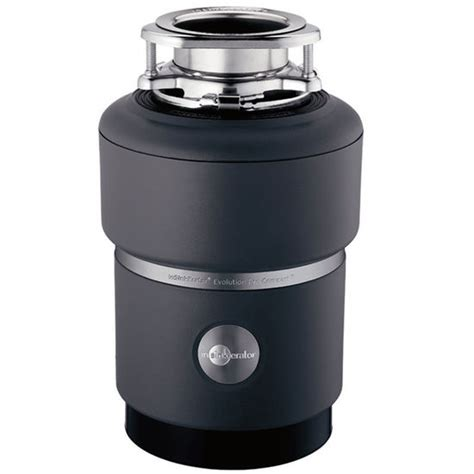 Kitchen Sink Disposal Kitchen Sink Accessories Evolution Compact 3 4 Hp Garbage Disposer By Insinkerator
