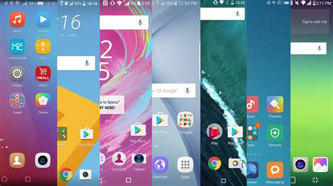 android interface 6 major android systems compared the ultimate ui comparison androidapps24 best free