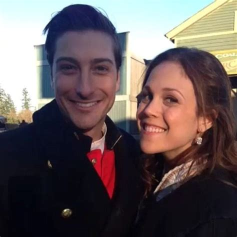 daniel and erin fans erin krakow daniel lissing when calls the heart