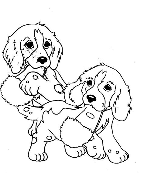 two dogs coloring page dog color pages printable dog breed coloring pages dogs