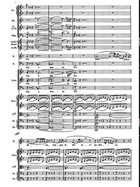 spartito casta bellini norma casta y orquesta