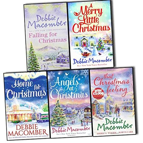 debbie macomber christmas collection 5 books pack set