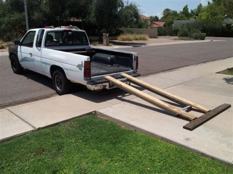 Suggestions To Load 400lb Tool Into Pickup Bed