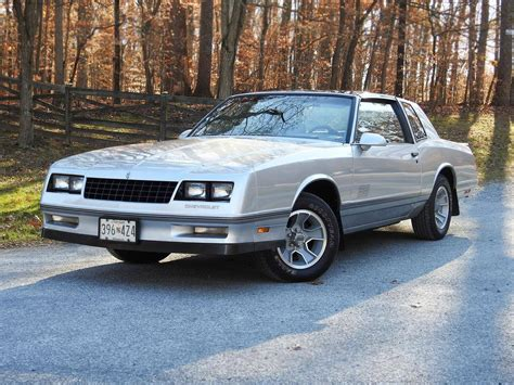 monte carlo ss hemmings find of the day 1987 chevrolet monte carl
