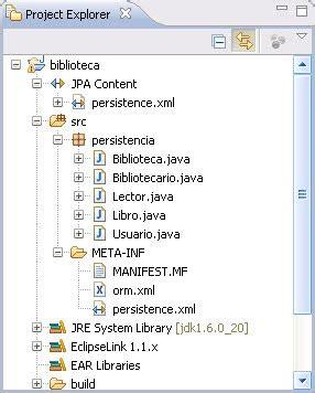 tutorial java persistence api codigo util tutorial jpa java persistence api