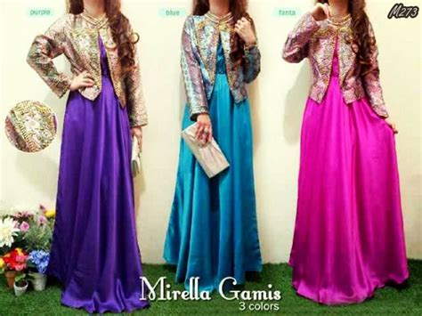 busana muslim gamis a collection of s fashion