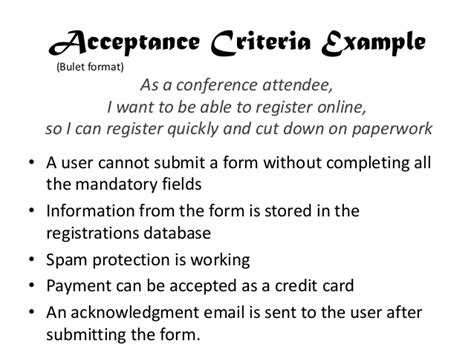 design acceptance criteria custom card template 187 user story card template free