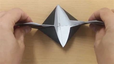 Origami Cap - make your own origami mortarboard graduation cap