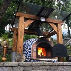 Backyard Ovens Wood Fired Ovens Mosaic Outdoor Wood Fired Pizza Oven
