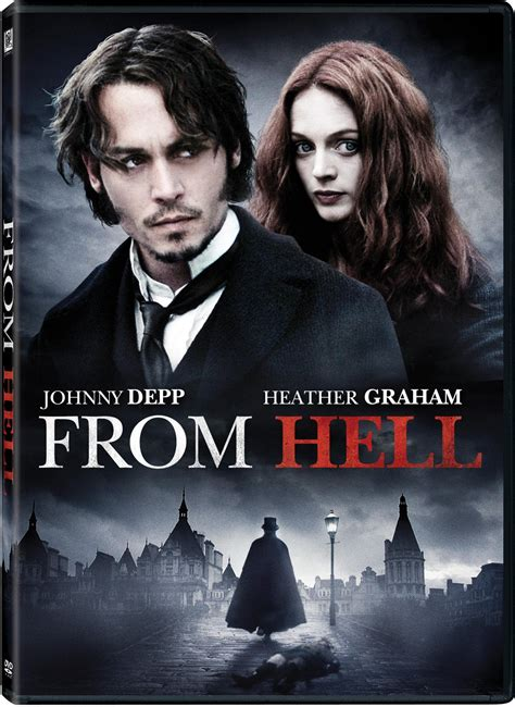 from hell from hell dvd release date