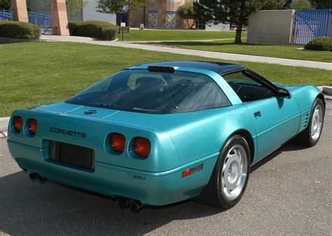 1991 chevrolet corvette coupe 61355