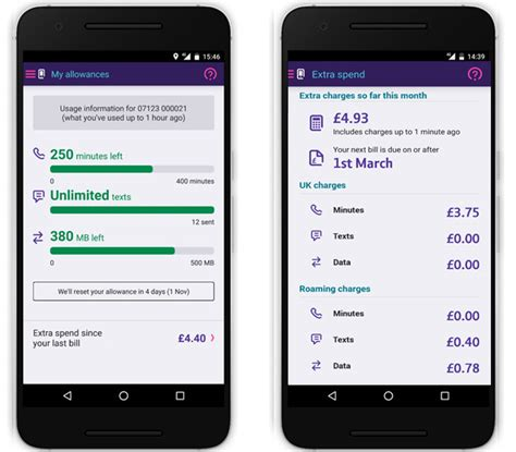 bt mobile smartphones bt mobile app how to use it to check your monthly