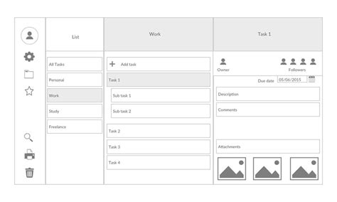 Online Wireframe And Ui Mockup Tool Creately Electronic Application Template